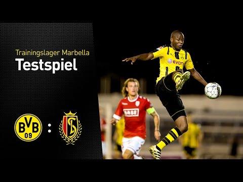 Highlights: Standard de Liège - Borussia Dortmund 0:3 | Trainingslager in Marbella 2017