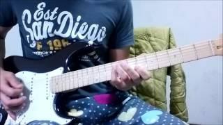 相対性理論 - 帝都モダン guitar cover
