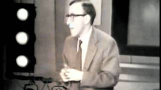 Woody Allen on The Jack Paar Show (re-sync)