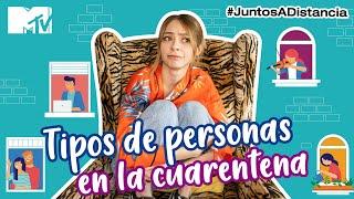 ¿Qué PERSONAJE de cuarentena eres hoy? | MTV+Tú