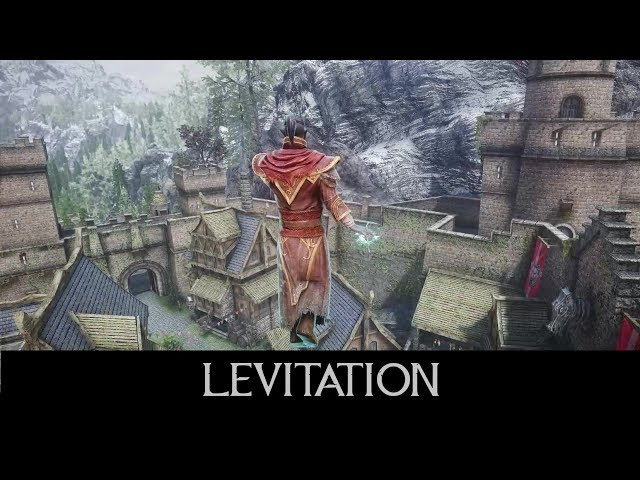 skyrim levitate mod Обзор мебели Эвита (Evita)