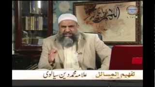 Mullah Sialvi EXPOSED!! Answer to Challenge Question #3 regarding Mirza Ghulam Ahmad Qadiani (as)