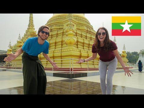 Traveling to MANDALAY, MYANMAR
