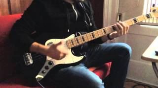 Mighty Mighty Love (Ashford & Simpson1982) Bass Cover by Daniel Torres
