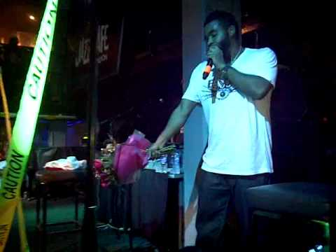 Pharoahe Monch- Trilogy Live @ Jazz Cafe
