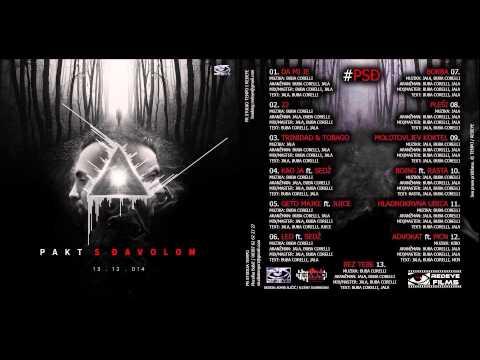 Jala & Buba Corelli - Geto majke feat. Juice