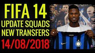 FIFA 14 ● Update Squads DB Transfers 14/08/2018 ● By Minosta4u