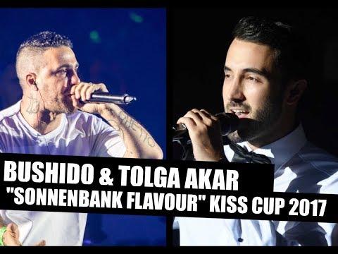 "BUSHIDO & TOLGA AKAR - ""Sonnenbank Flavour"" LIVE @KISS CUP 2017"