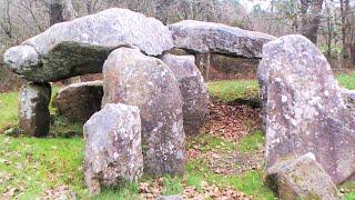 MORBIHAN sud, mégalithes Plouharnel à Locmariaquer