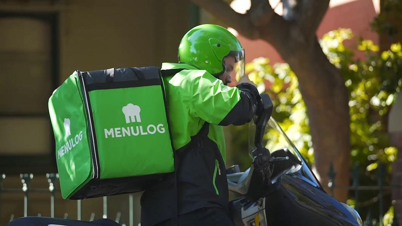 menulog delivery driver