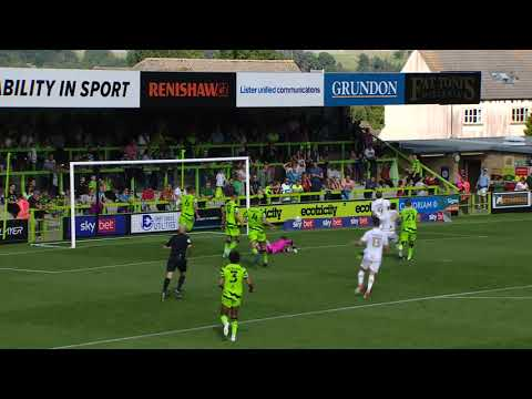 Forest Green Port Vale Goals And Highlights