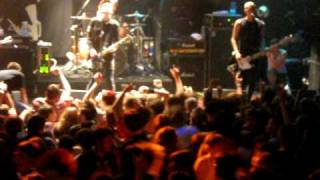 Anti-Flag - The Smartest Bomb (Live in Moscow, 2009)