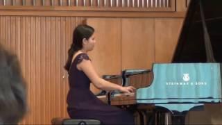 Bach - WTK. 2 Book  H-dur