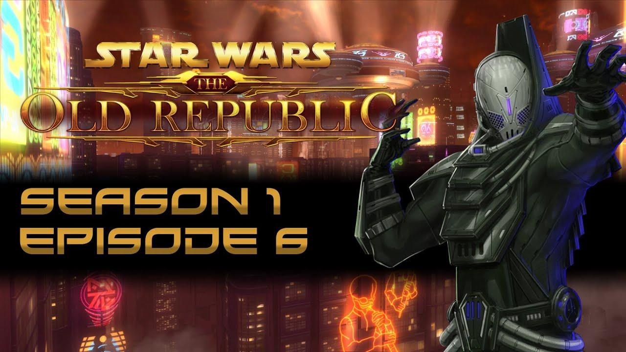 Star Wars Episoden 1 6