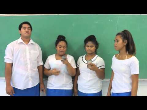Imela cover by The Samoana Glee Cast