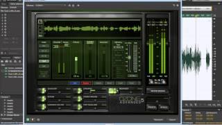 Мастеринг трека ,через программу adobe audition cs6