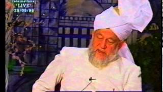 Jalsa Salana Tanzania 1996 - Address by Hazrat Mirza Tahir Ahmad (rh)