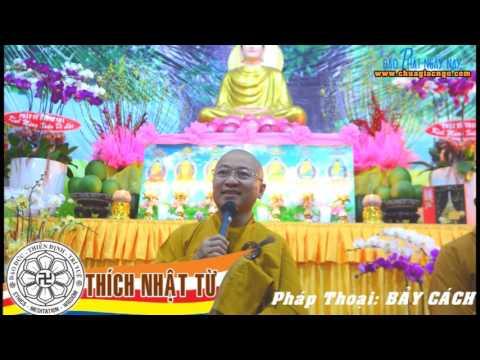 Kinh Trung Bộ 2 - Bảy cách dứt trừ khổ đau 1 (27/03/2010)