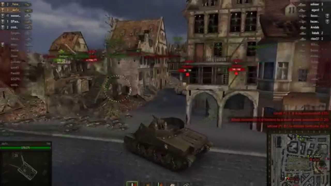 world of tanks t40 guide