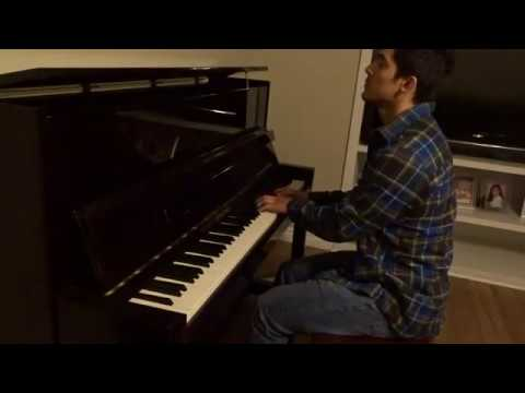 Dark Night Of The Soul- Philip Wesley Piano Cover