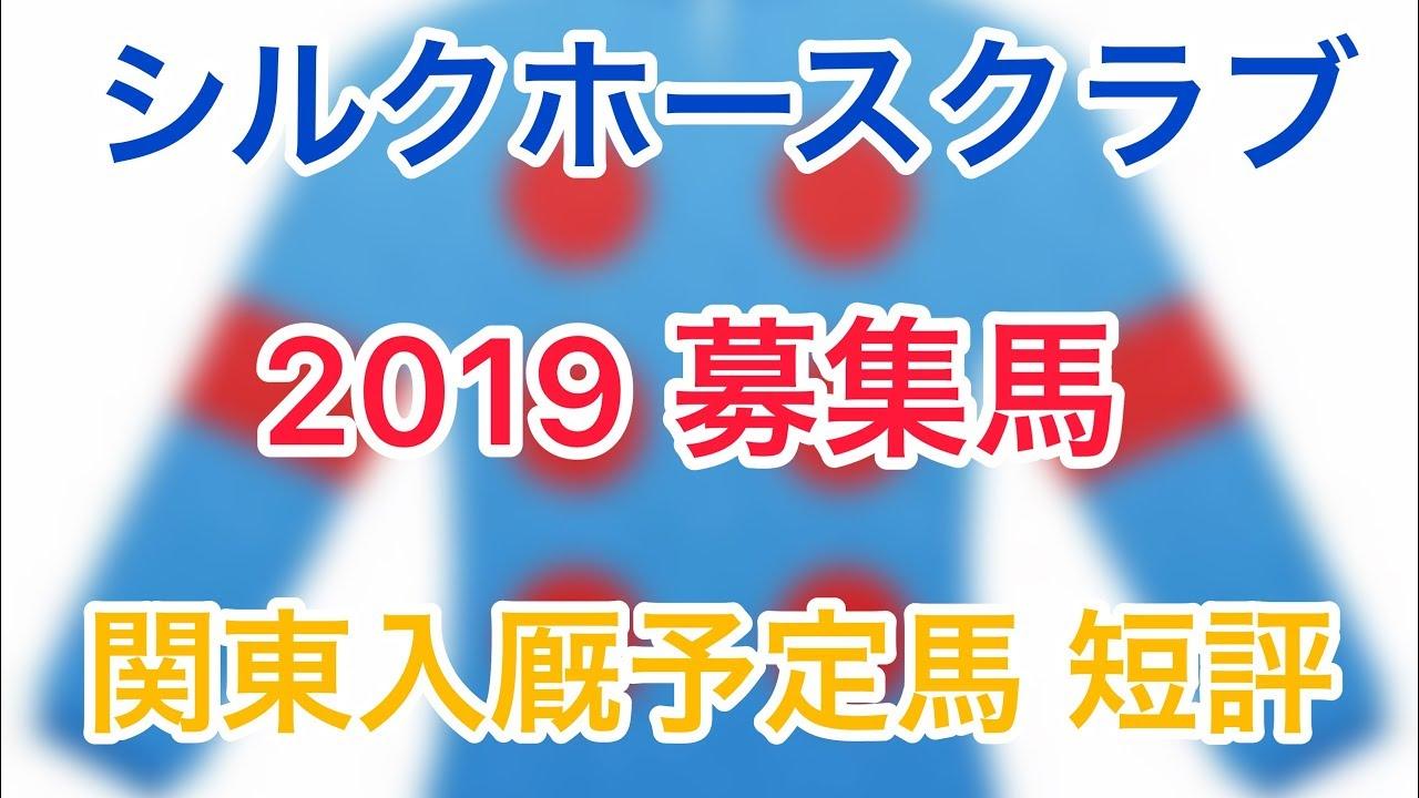 募集 クラブ 2019 馬 ホース シルク