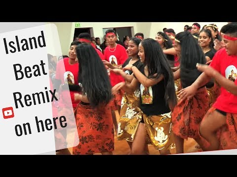 Kiribati - Mack 1st Birthday - Te Puke Kiribati Youth Dance