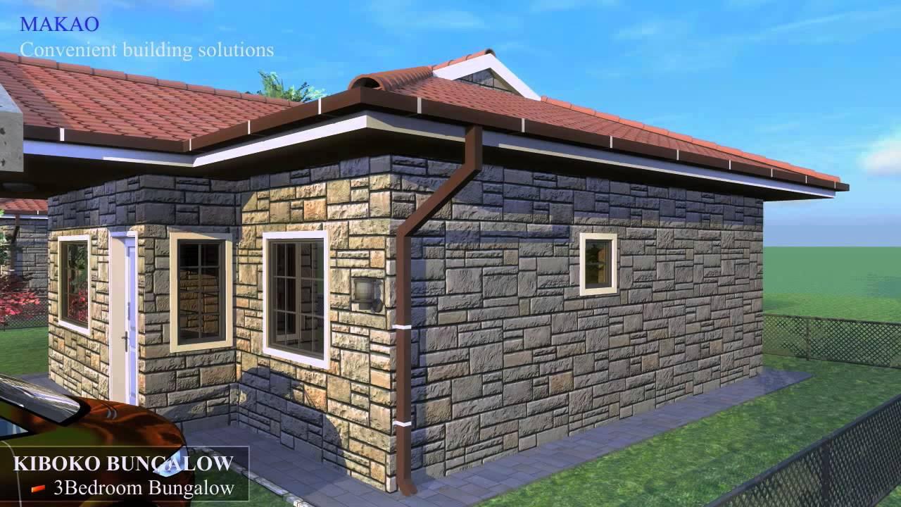 Makao house design kiboko