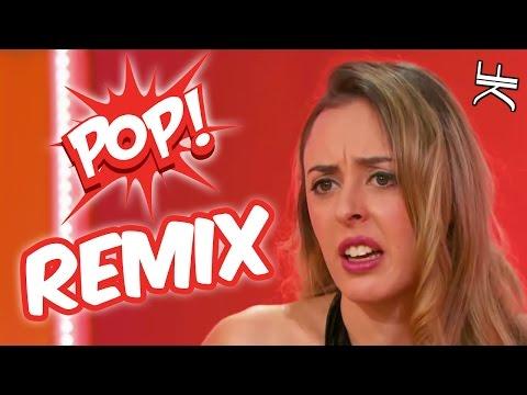 JE SUIS PAS VENUE ICI POUR SOUFFRIR OK - POP (REMIX)