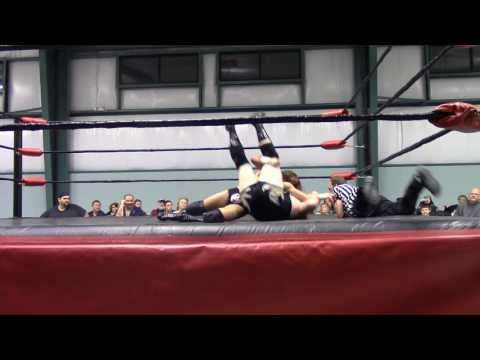 Alex Matthews V.S. Patrick Hayes From Mid Ohio Wrestling 11/12/2016