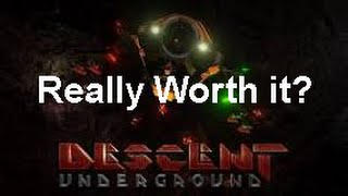 Descent: Underground Review