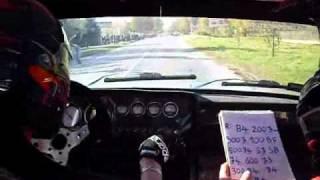 Szekszárd rally 2010.Kishonti-Krähling Lada 2107wmv