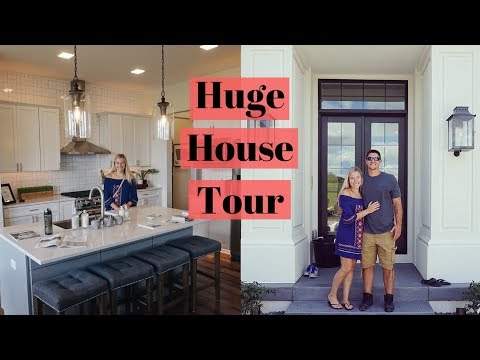 NEW HOUSE TOUR | Home Show Expo 2017