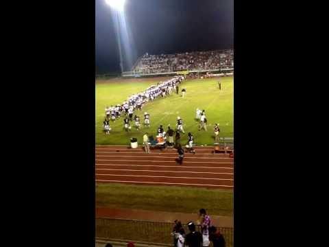 Paul w Bryant high school final seconds of a losing game.. #2k14 #TU