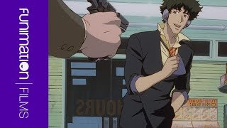 Cowboy Bebop: The Movie - Official Clip - The Robbery