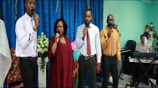 The Day of Pentecost -Rev. Morris McKinnon, Faith Assembly of God Linden