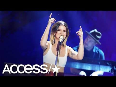 Maren Morris Reveals She Was Rejected From 'The Voice' & 'American Idol'