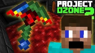 Making The BEST PICKAXE In The Game! | Project Ozone 2 #8