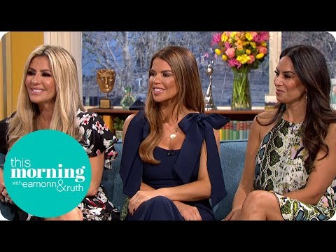 The Real Housewives of Cheshire Reveal if Gemma Collins Will Join the Show | This Morning