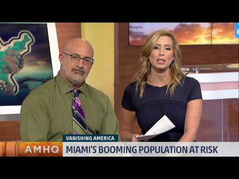 Miami's Booming Population is at Risk