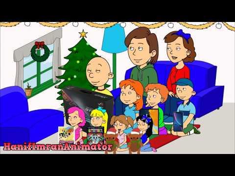 Boris, Doris and Rosie Gets Grounded on Christmas [Read Description]