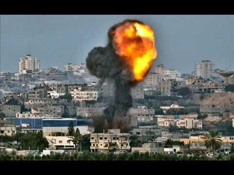 Gaza - Israël / Palestine  vu par un très jeune rappeur !