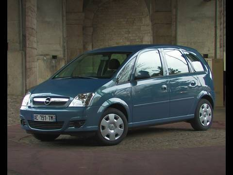 essai opel meriva 2009 video. Black Bedroom Furniture Sets. Home Design Ideas