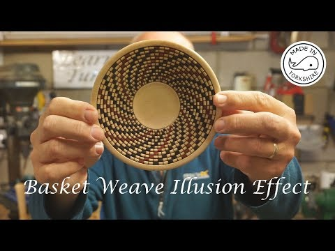 #31 Basket Weave Illusion Effect