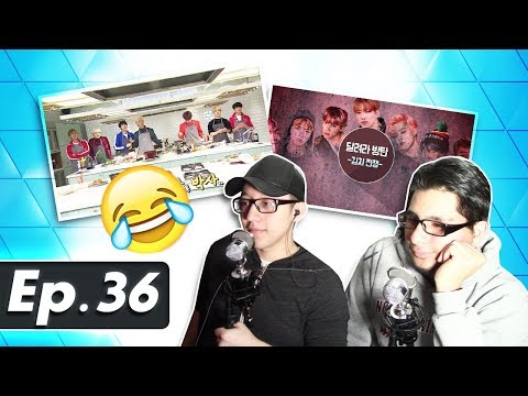 GUYS REACT TO BTS 'Run BTS' Ep. 36