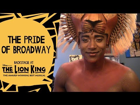 Episode 7: The Pride of Broadway: Backstage at THE LION KING with Jelani Remy