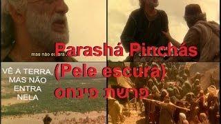 41ª Parashá: Pinchás(Pele Escura) por: Rabino Marcelo M. Guimarães (22/06/2013 | 5773)