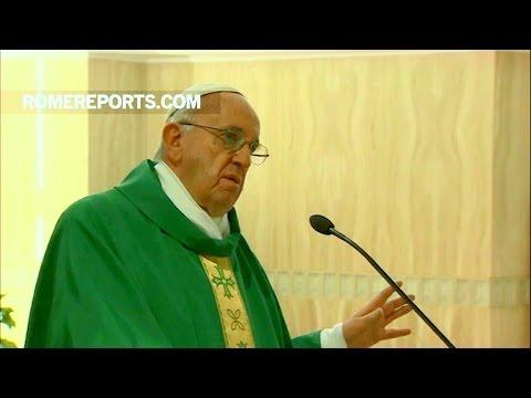 """Đức Giáo Hoàng: """"Nếu con không thể tha thứ, con không phải là một Kitô hữu."""""""
