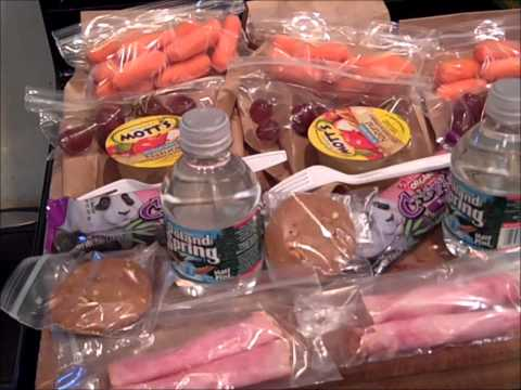 5 Gluten Free Casein Free Lunch Ideas Episode 24