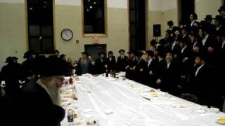 "Celebrating the liberation of Satmar Rebbe zt""l 2008"
