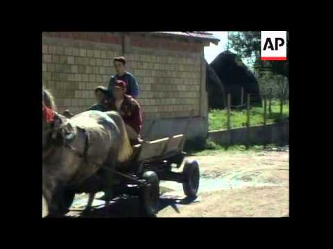 KOSOVO: SOME ETHNIC ALBANIANS SEEKING SERB PROTECTION
